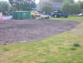 Chester-le-Street Seeding - Before