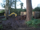 Large Compost Area - Under Construction