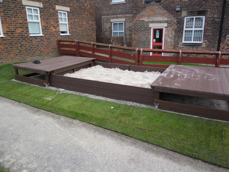 Willington School - Sandpit